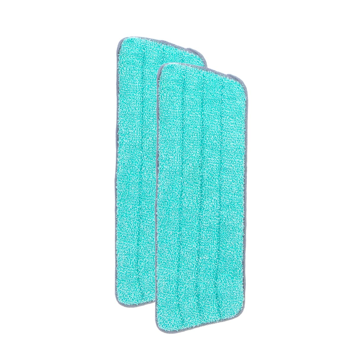 2 Peças Refil Microfibra 123 Útil Para Spray Mop – UD439
