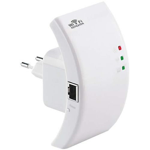 Repetidor Wifi Wireless N 300mbps Expansor De Sinal Extensor Amplificador Booster 802.11n