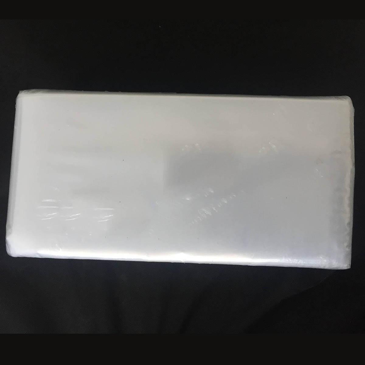 Saco Plástico Cristal Transparente 1Kg