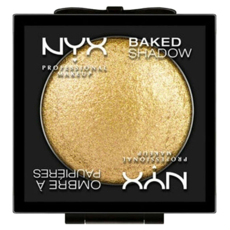 Sombra Baked Shadow Nyx Para Olhos Brilho Natural