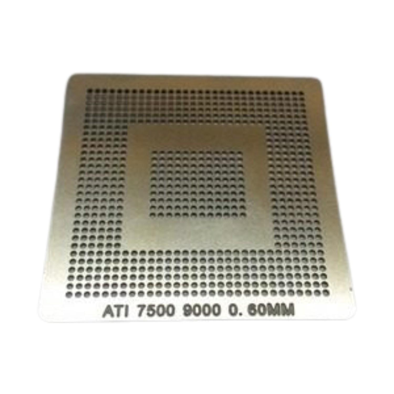 Stencil Ati 7500 9000 Bga Calor Direto Reballing - G8