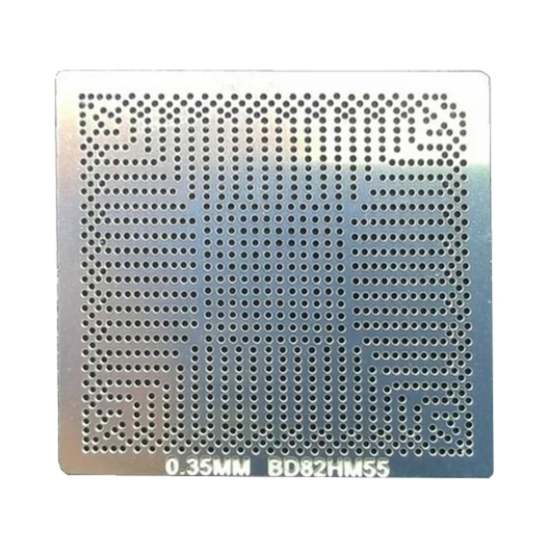 Stencil Calor Direto Bd82hm55 Slgzs Mobile Intel Hm55 - G26