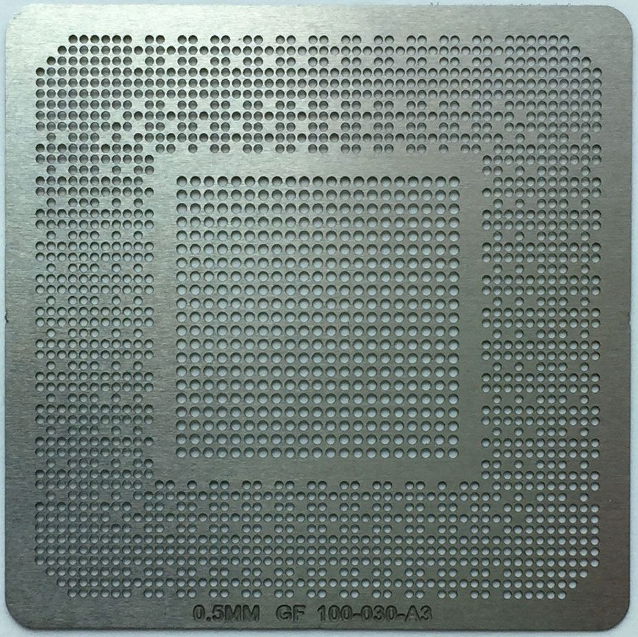 Stencil Calor Direto Gf100-030-a3 Gf100-375-a3 Gtx580 570
