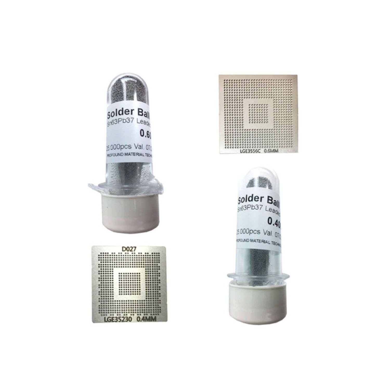 Stencil Calor Direto Lge35230 + Lge3556c Soldas 0.40 0.6 25k