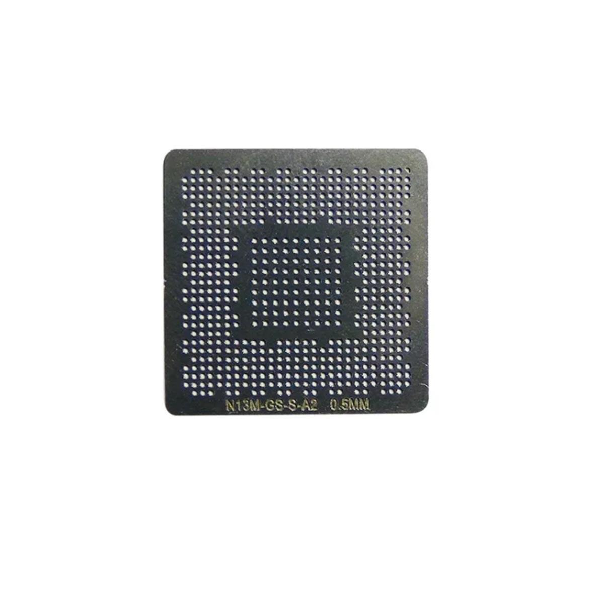 Stencil Calor Direto Nvidia N13M-GS-S-A2 N14M-GL-S-A2 N14P-GV2-S-A1 N13P-GV2-S-A2 0,50 N13M-GS-B-A2