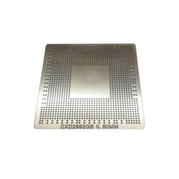 Stencil Cxd2992gb 0,6mm Calor Direto Reballing Bga