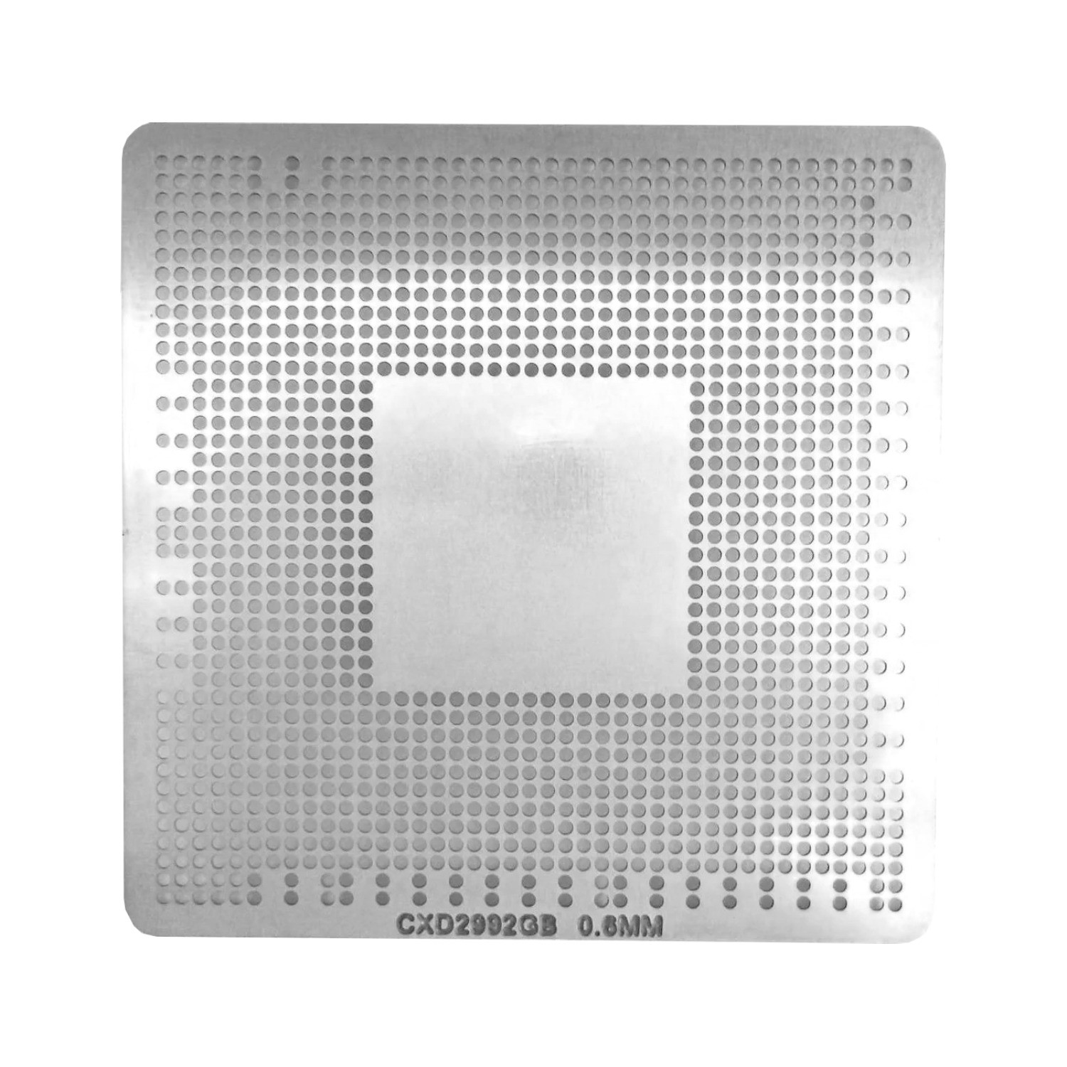 Stencil Cxd2992gb 0,6mm Calor Direto Reballing Bga - GM4