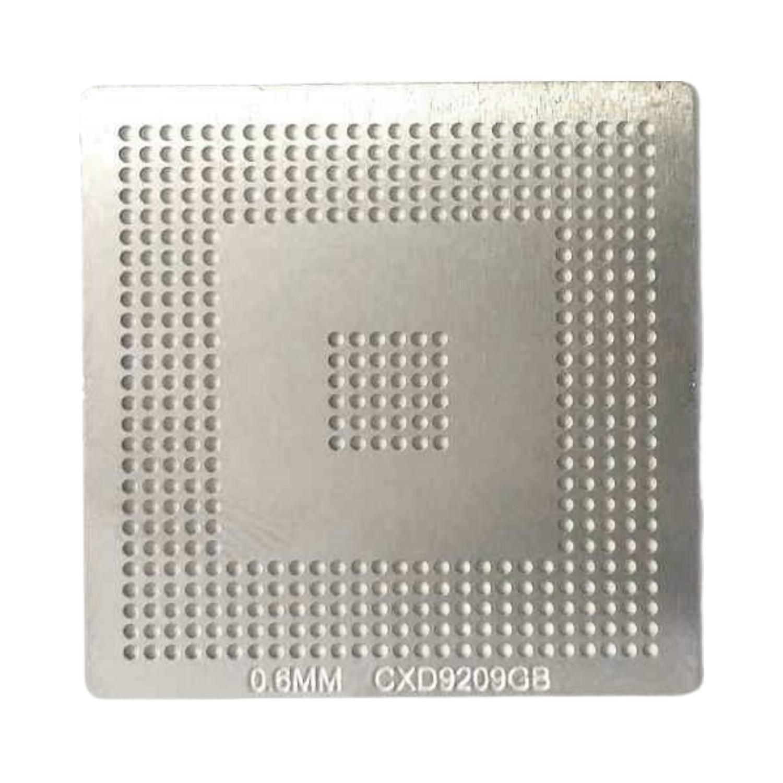 Stencil CXD9209GB 0.6mm Calor Direto Bga Reballing - GM6