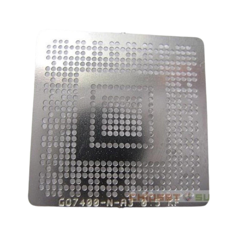 Stencil Geforce Go7400-n-a3 Kf Bga Calor Direto Reballing - G7