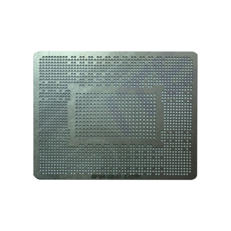 Stencil Gf104-325-a1 Gf104-325-a2 Gtx-460 Gtx-560 Gtx-460 Reballing Bga Calor Direto - G13
