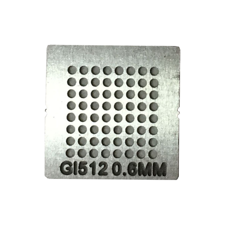 Stencil Gl512 Gl256 Gl032 Gl064 N90ffis2 Reballing Bga - G20