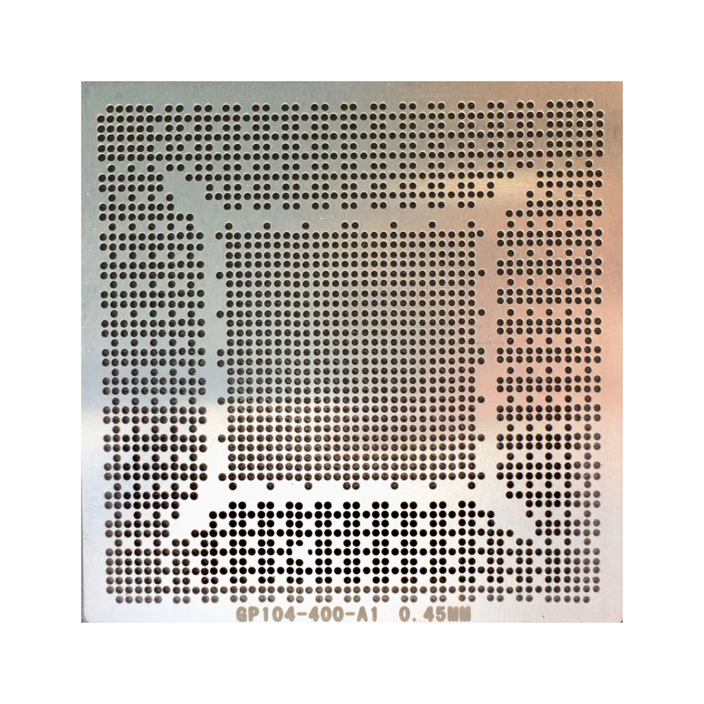 Stencil Gp104-400-a1 Gp106 Gtx 1060 1070 1080 Calor Direto - G31