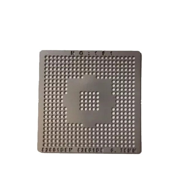 Stencil Intel 82801dbm 82801db Bga Calor Direto Reballing