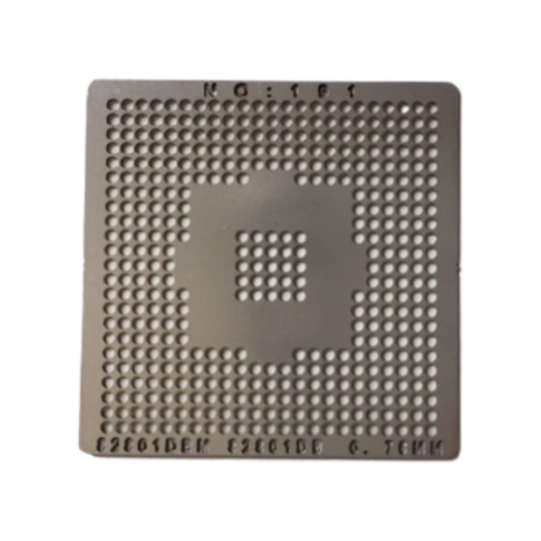 Stencil Intel 82801dbm 82801db Bga Calor Direto Reballing - G2