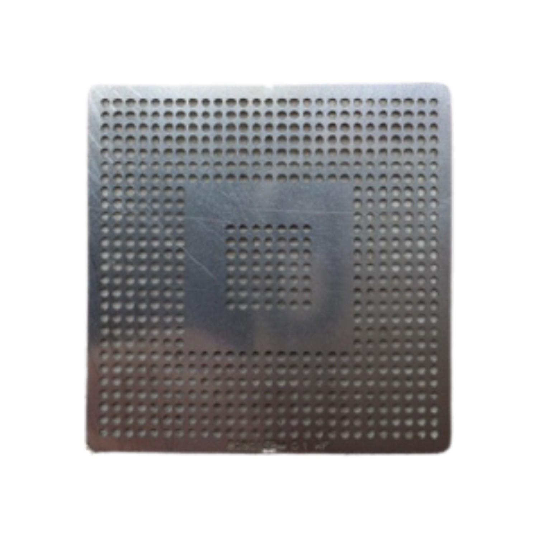 Stencil Intel 82801fbm Bga Calor Direto Reballing - G3