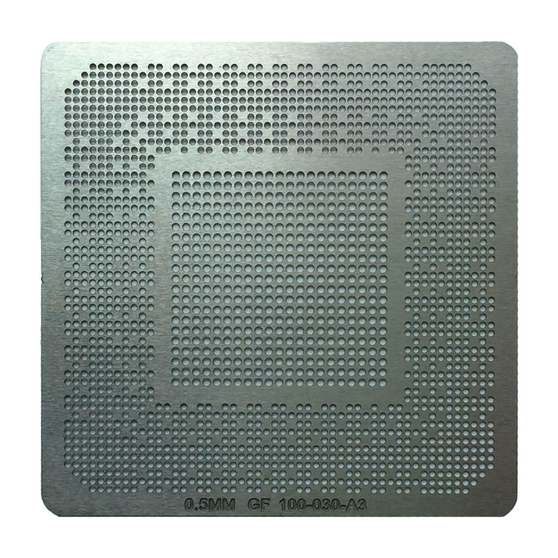 Stencil Nvidia Gf100-030-a3 Gf100-275-a3 Gf100-375-a3 Reballing Bga Calor Direto - G12