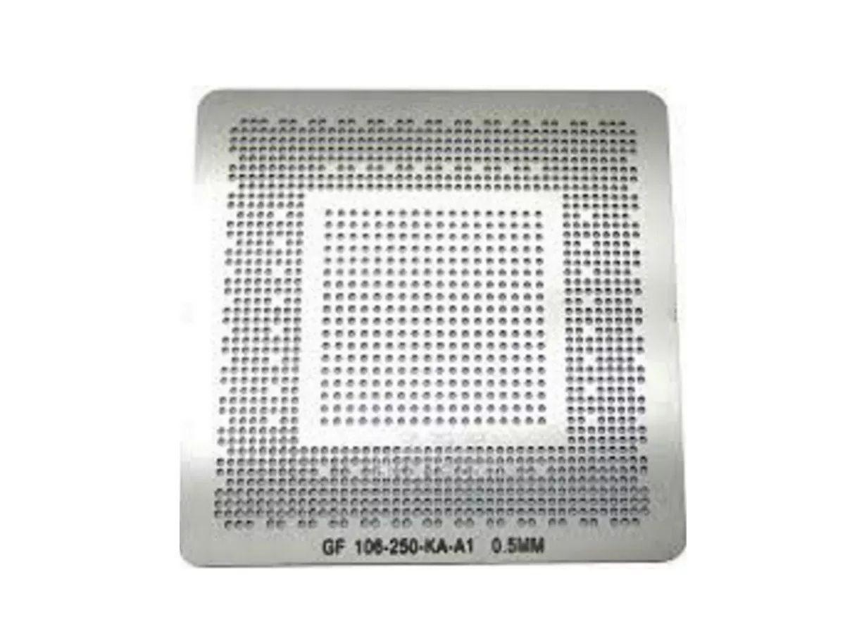 Stencil Nvidia Gf106-250-ka-a1 Gtx 450 550ti Calor Direto