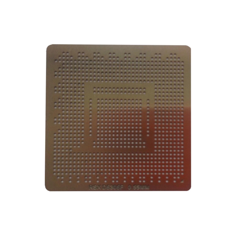 Stencil Ps3 Super Slim 4000 GPU RSX D5305F 0.55mm - GM10