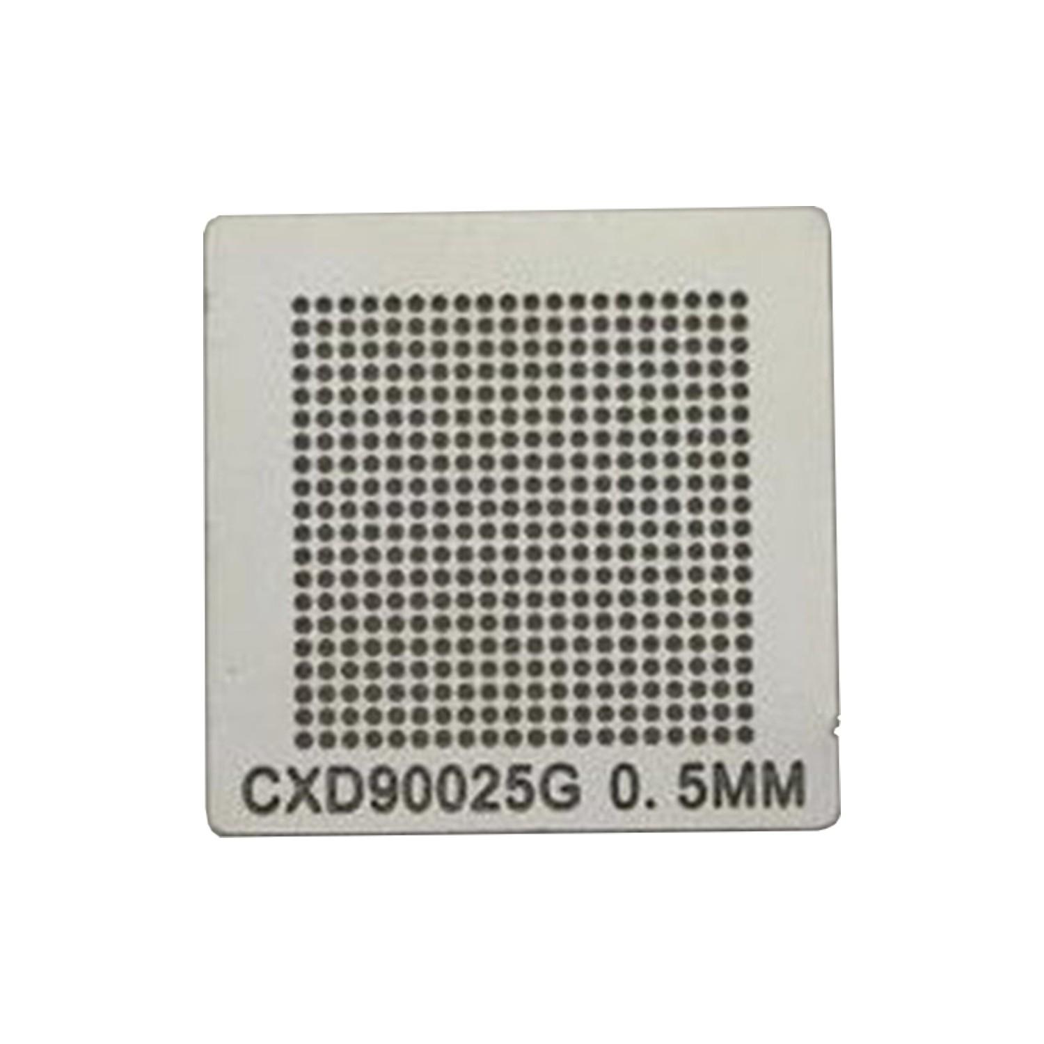Stencil PS4 CPU CXD90025G 0,50mm - GM15