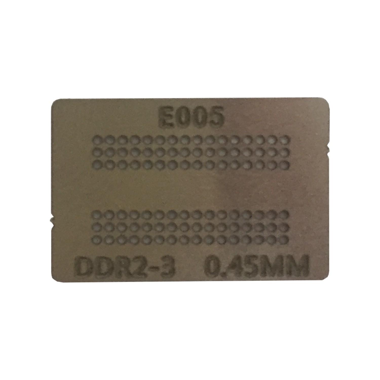 Stencil PS4 DDR2-3 0.45mm Calor Direto Bga Reballing - GM30
