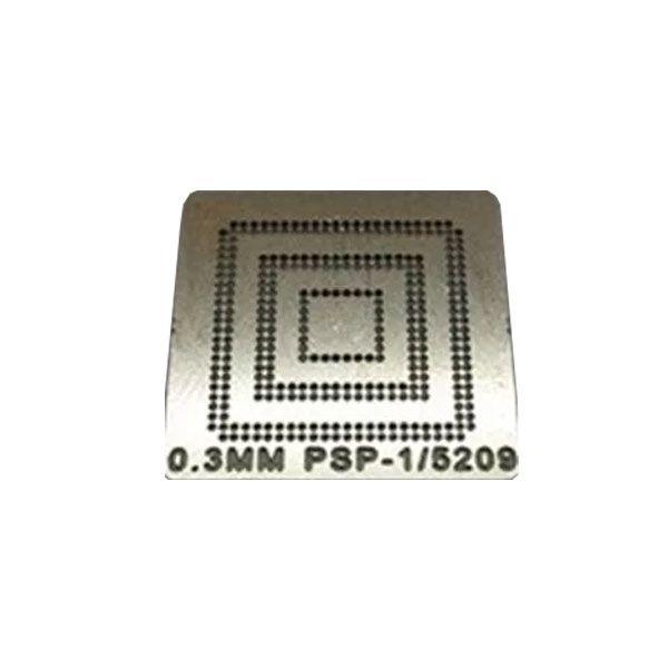 Stencil Psp-1/5209 0.3mm Calor Direto Bga Reballing - GM17