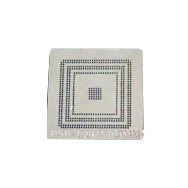 Stencil Psp-2/2975 0,3mm Calor Direto Bga Reballing