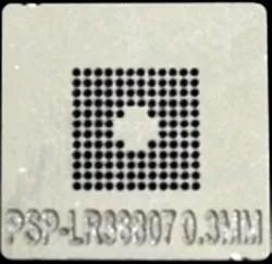 Stencil Psp-lr38807 0,3mm Calor Direto Bga Reballing