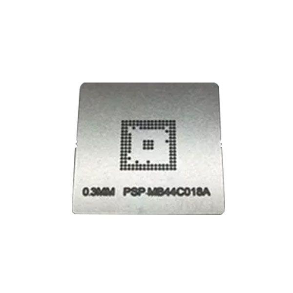 Stencil Psp-mb44c018a 0,3mm Calor Direto Bga Reballing