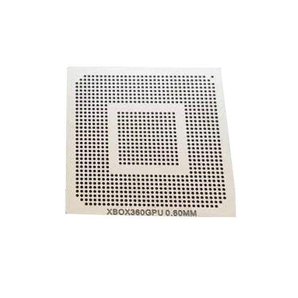 Stencil Xbox 360 Gpu 0,6mm Calor Direto Bga Reballing - GM25