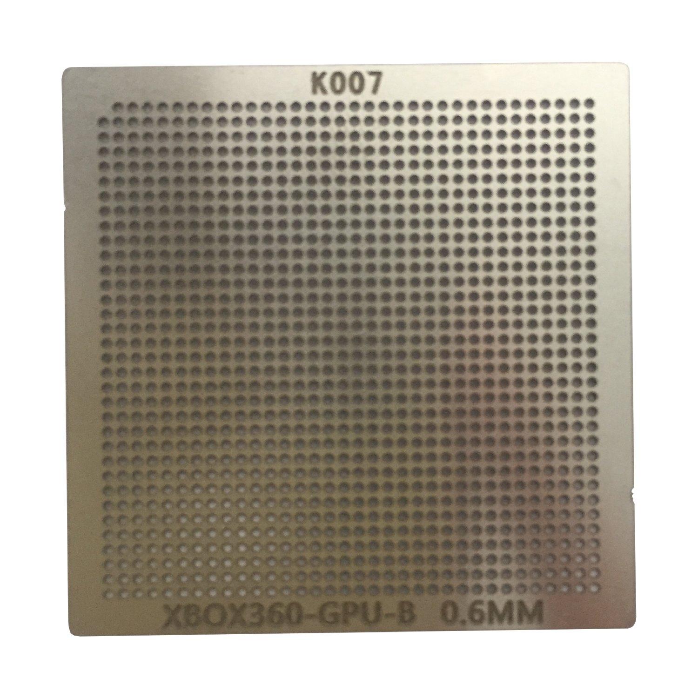 Stencil XBOX 360 SLIM GPU-B CPU CGPU 0,60mm - GM27