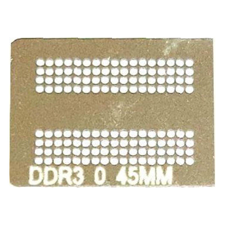 Stencil XBOX DDR3 Cache HYB18H512321BF-14 0,45mm - GM26 / 32