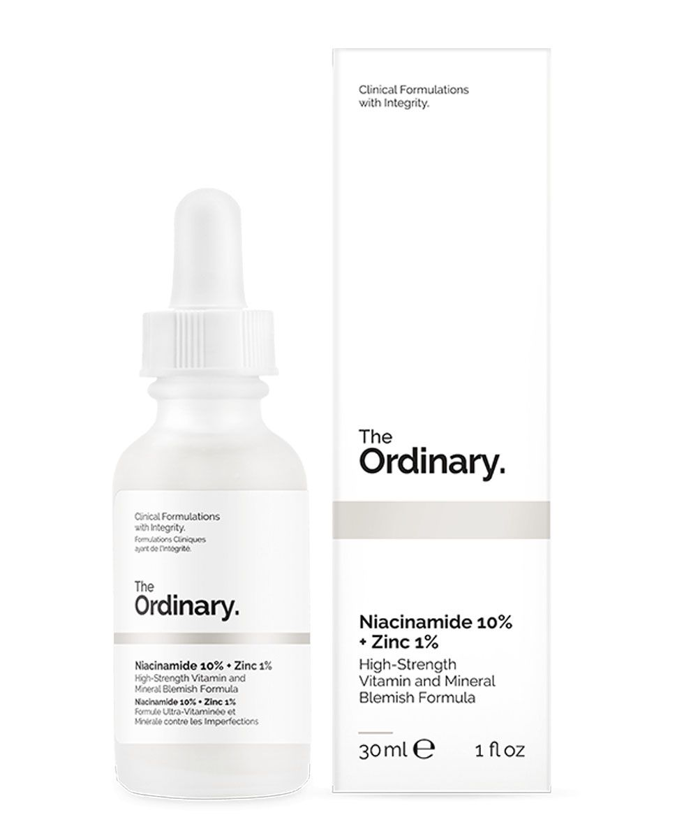 The Ordinary Niacinamide 10% + Zinc 1% 30ml Tratamento