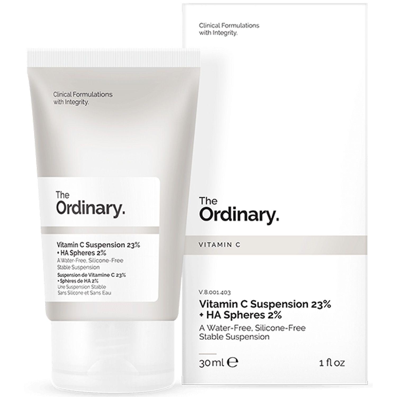 The Ordinary Vitamin C Suspension 23% + HA Spheres 2% 30ml Importado Vitamina C