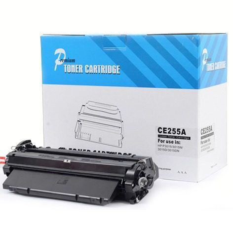 Toner Compativel Ce255a 55a 100% Novo Hp