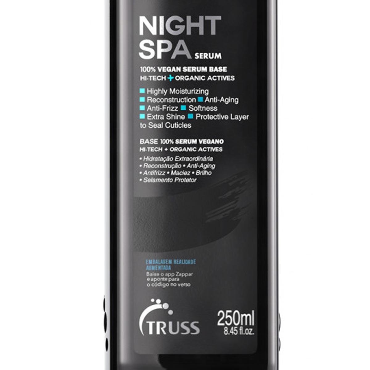 Truss Night Spa Sérum 250ml