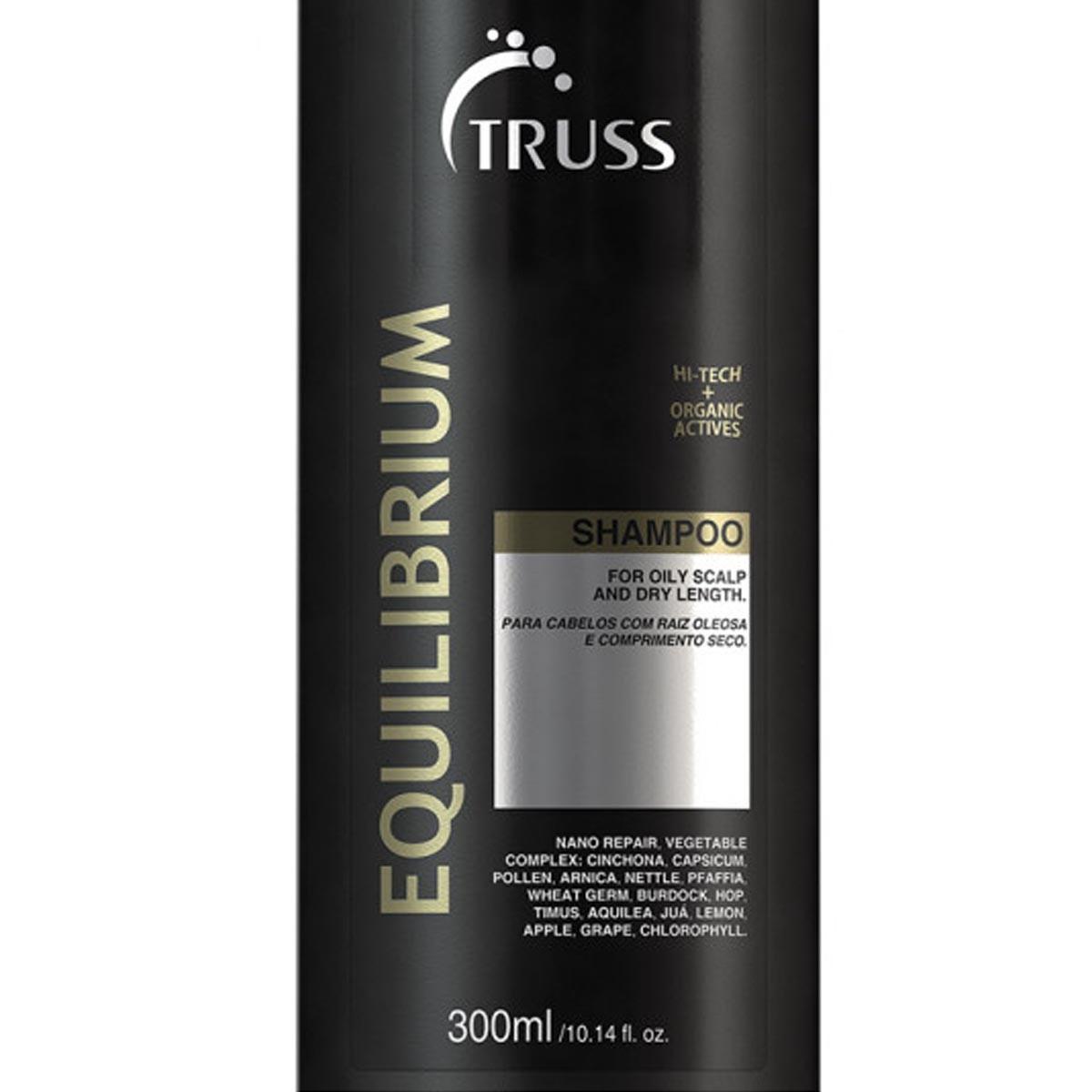 Truss Shampoo Equilibrium 300ml