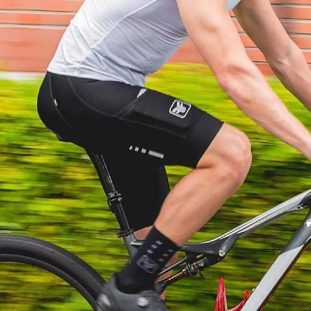 Bermuda Ciclismo Free Force Sport Comp Masculina