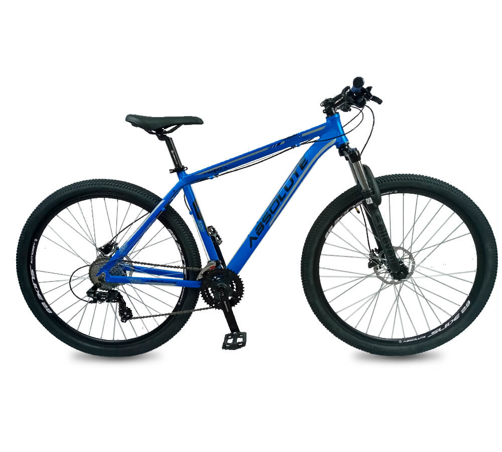 Bicicleta Absolute Nero III Comp 29 24v Shimano Disco HD