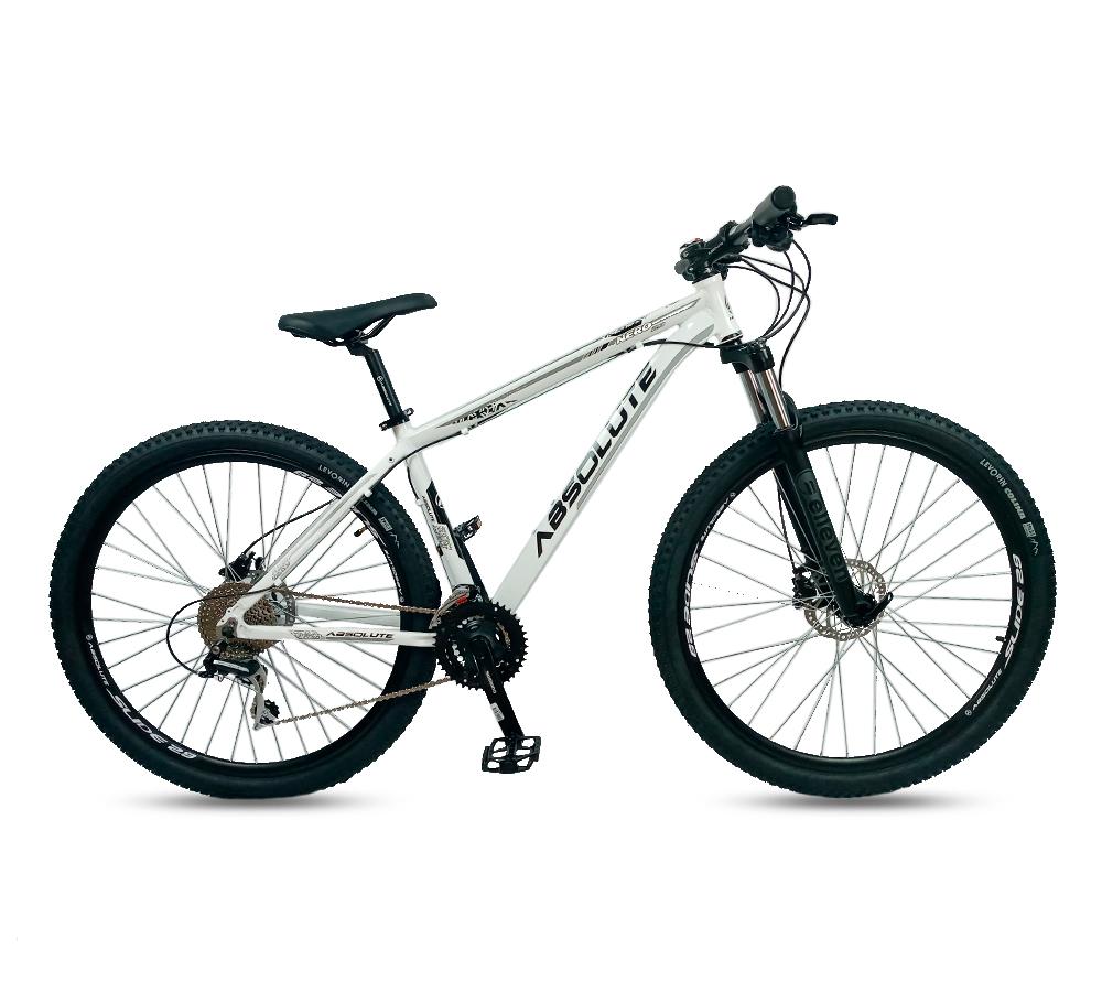 Bicicleta Absolute Nero III Pro 27v Shimano Disco HD
