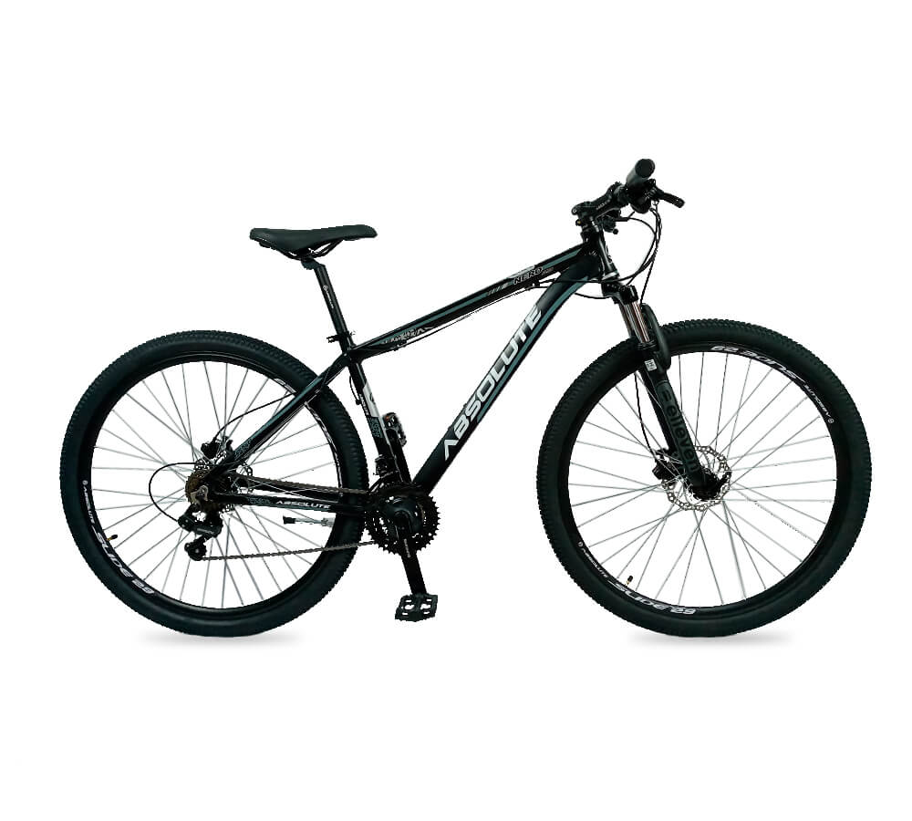 Bicicleta Absolute Nero III Tour 29 21v Shimano Disco HD