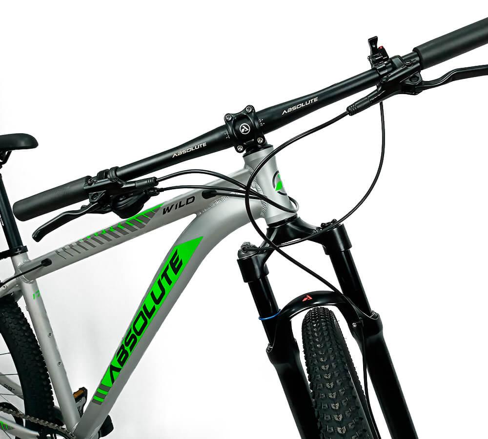 Bicicleta Absolute Wild Race 29 12v SLX 2021