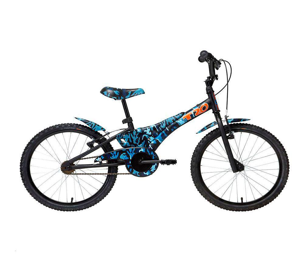 Bicicleta Groove Camuflada Aro 20 Infantil Masculina