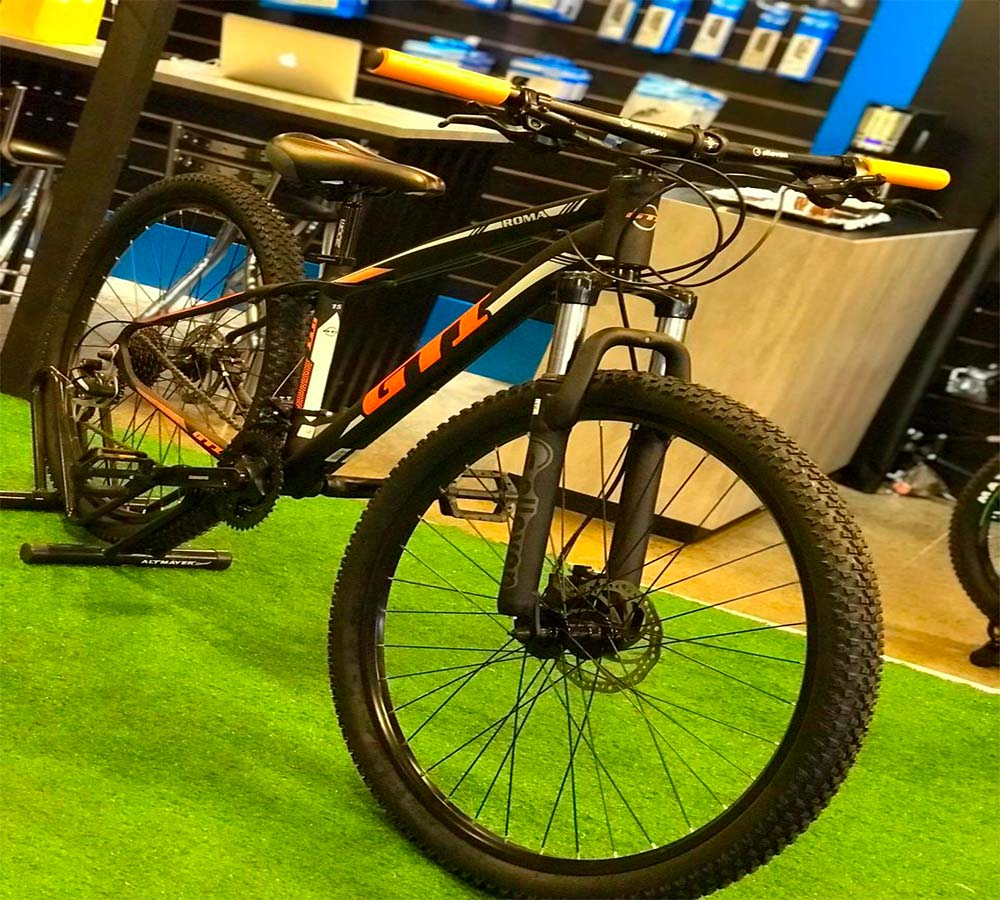 Bicicleta GTI Roma 29 24 Velocidades Acera