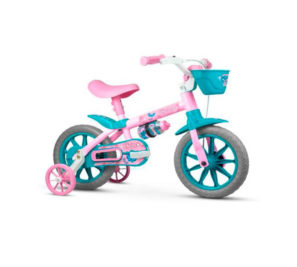 Bicicleta Infantil Nathor Charm Aro 12