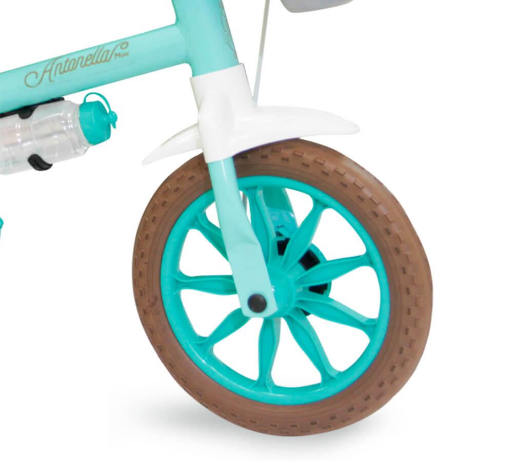 Bicicleta Nathor Antonella Aro 12 Crianças 2 a 5 anos