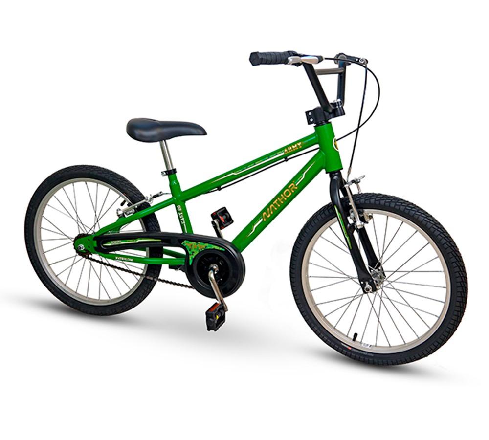 Bicicleta Nathor Army Aro 20