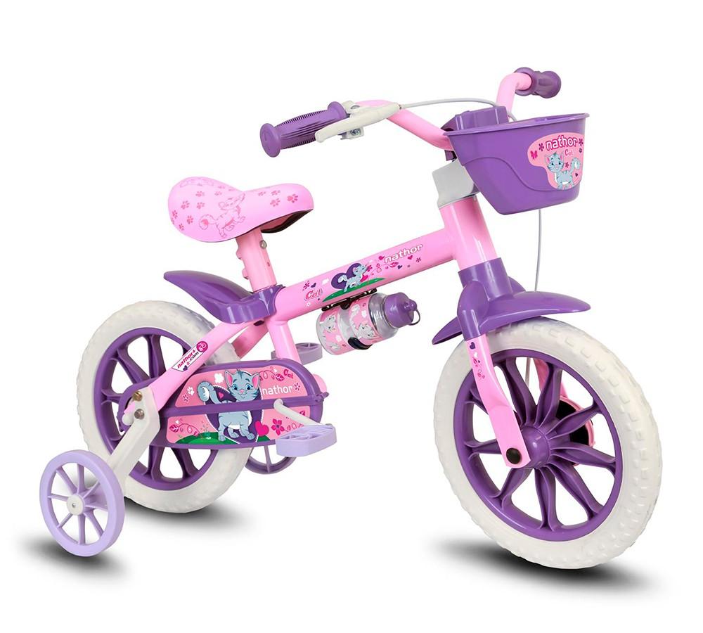 Bicicleta Nathor Cat 12