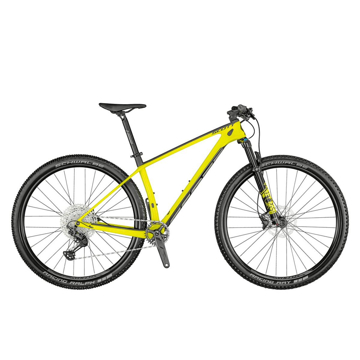 Bicicleta Scott Scale 930 Carbon 2021