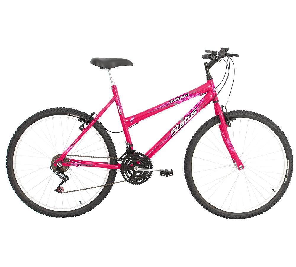 Bicicleta Status Belissima 26