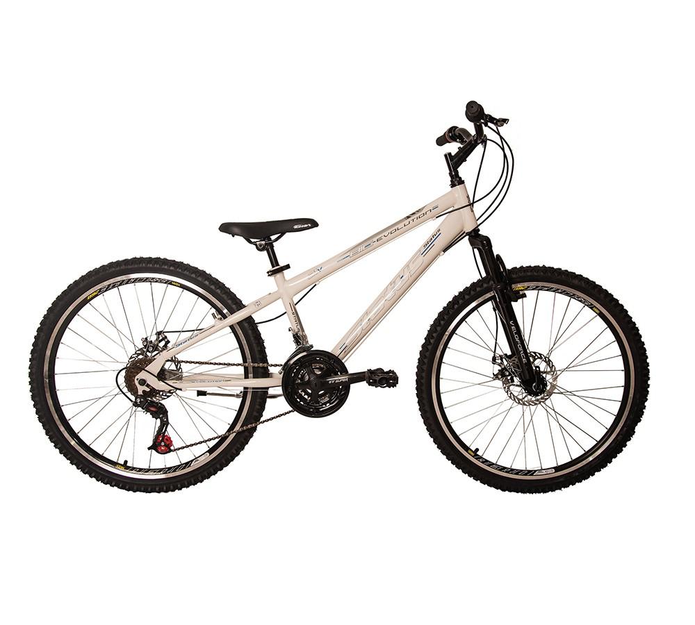 Bicicleta Status Freeride Aro 26 Suspensão Dianteira Freio Disco